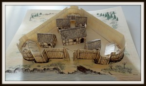 Time Travelers History Series Revolution Jamestown Replica