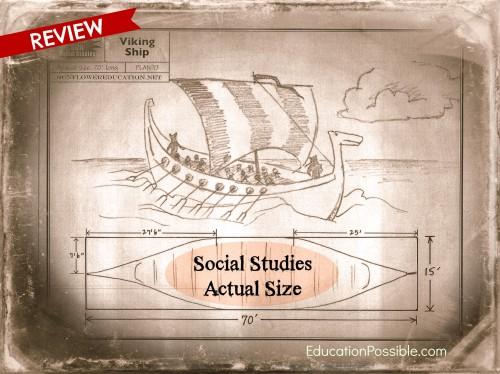 Social Studies Actual Size Review - EducationPossible.com