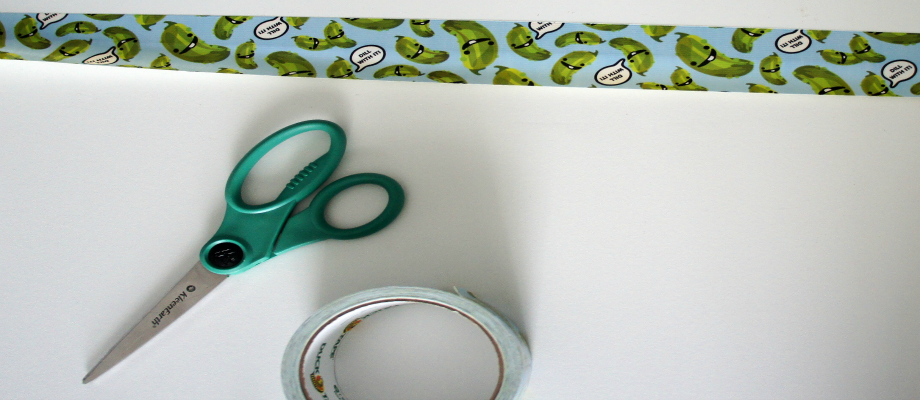 How to Make a Dry Erase Board in Minutes