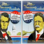 Learning History with Disney Education The American Presidents DVDs