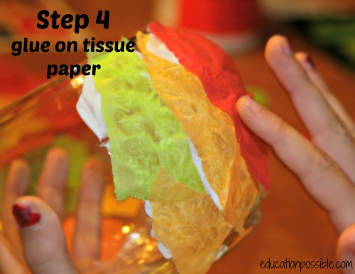 diy luminary a frugal autumn craft EducationPossible