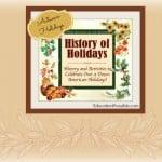 Autumn Holiday Ideas from History of Holidays