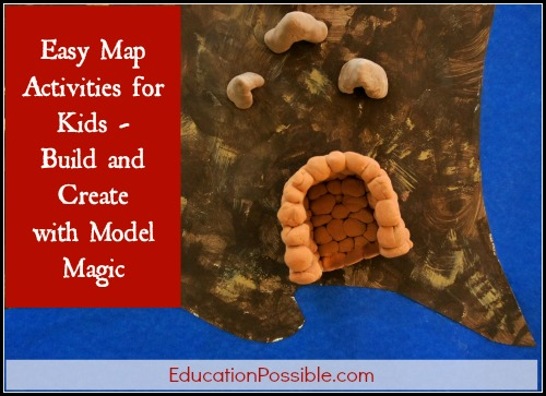 5 Easy Colonial America Map Activities for Kids