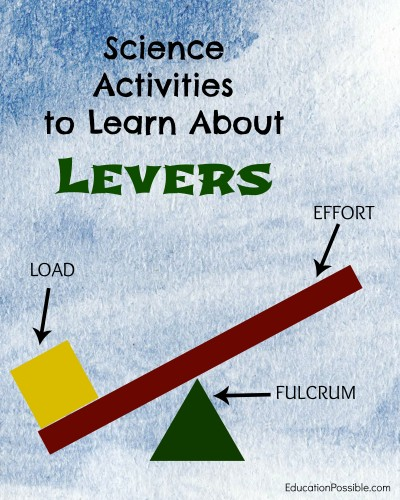 science activities to learn about levers Education Possible