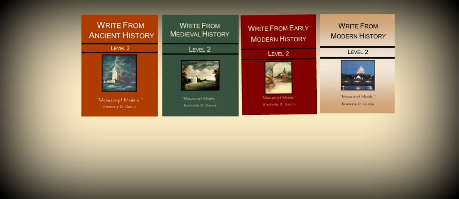 Write From History – A Charlotte Mason Writing Program