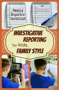 Family History Reporter