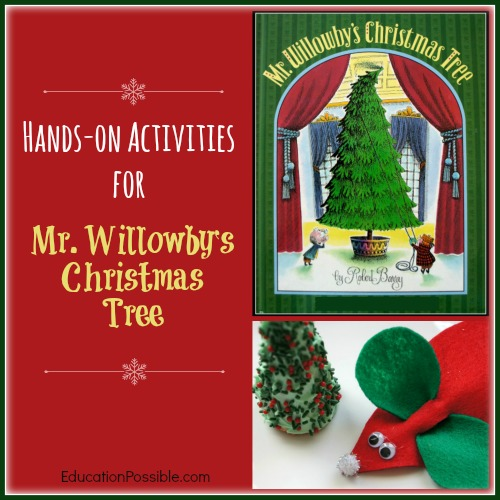 Hands On Activities For Mr Willowby S Christmas Tree Mr Willowby S Tree Coloring Pages