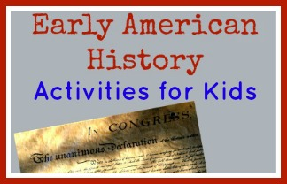 Early American History Activities