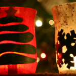 DIY Craft: Holiday Luminaries