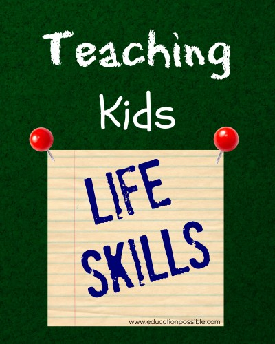 Teaching Kids Life Skills Education Possible