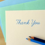 Teaching Kids Life Skills: Thank You Notes