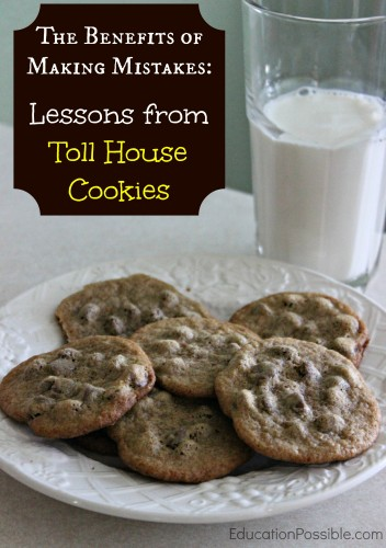 The Benefits of Making Mistakes: Lessons from Toll House Cookies