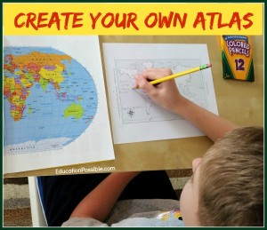 Create Your Own Atlas - Education Possible