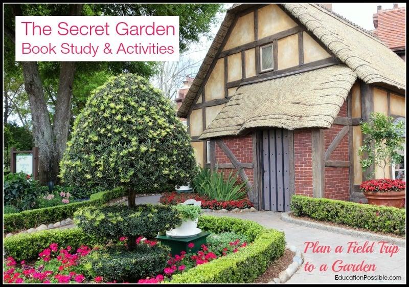 The Secret Garden – Book Study & Activities