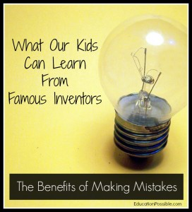 What Our Kids Can Learn From Famous Inventors