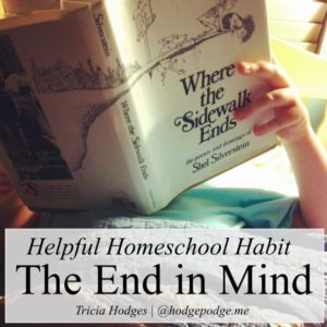 Finishing Strong ~ Homeschooling the Middle & High School Years #9 Education Possible
