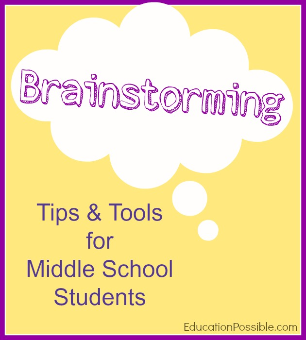 PMR Writing Tips   Brainstorming for ideas   Teacher Nuha s English