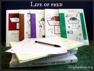 Life of Fred {Homeschool Math}