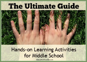 Hands-on Learning Activities for Middle School