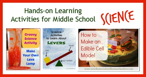 Hands-on Learning Activities for Middle Science Science