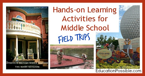 Hands-on Learning Activities for Middle School - Field Trips