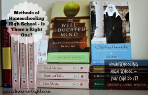 Finishing Strong ~ Homeschooling the Middle & High School Years #10 Education Possible