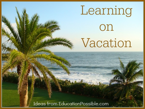 Learning on Vacation