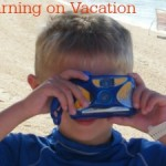 Learning on Vacation: 5 Ways Kids Can Preserve Memories