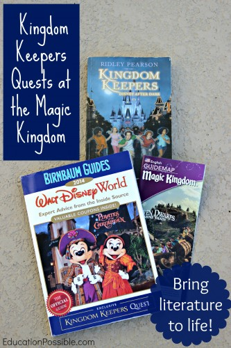 Kingdom Keepers Quests at Disney's Magic Kingdom Education Possible