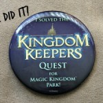 Kingdom Keepers Quests at Disney's Magic Kingdom