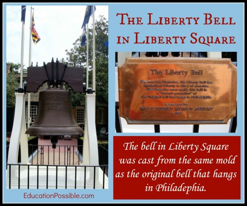 The Liberty Bell at Liberty Square