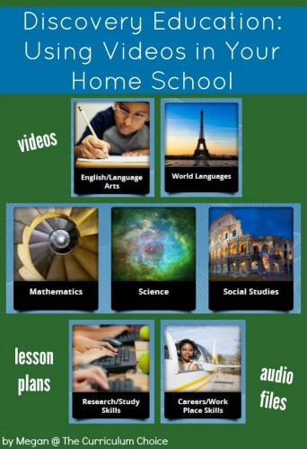 Discovery Education: Using Videos in Your Home School Education Possible