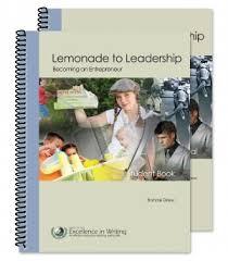 Lemonade to Leadership - Homeschool Curriculum