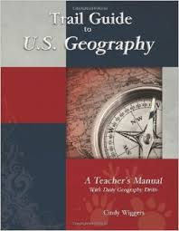 Trail Guide of US Geography
