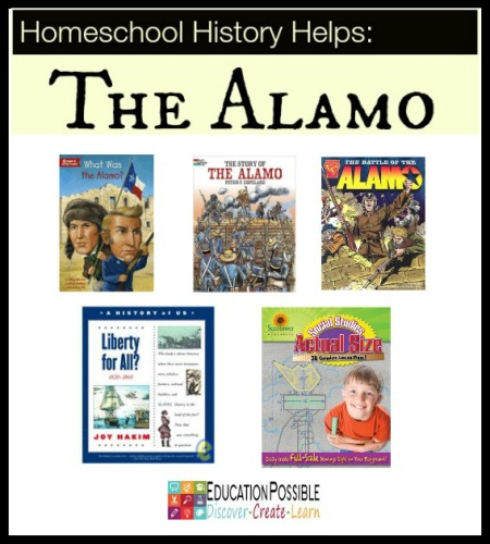 Learning Resources for The Alamo - Education Possible