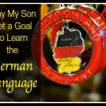 Why My Son Set a Goal to Learn a Foreign Language