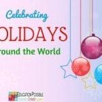 Celebrating Holidays Around the World