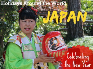 Holidays Around the World: Japan