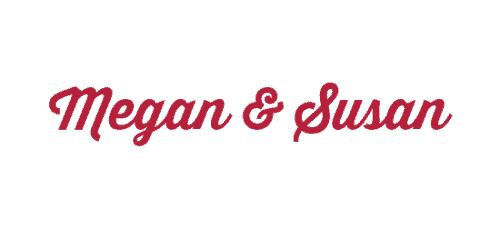 megan and susan signatures