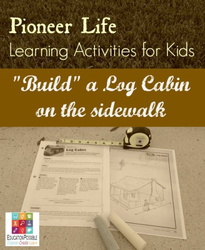Pioneer Life - Activities for Kids - Education Possible