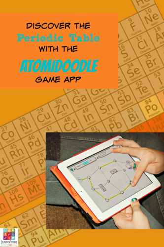 Discover the Periodic Table with the Atomidoodle Game App Education Possible