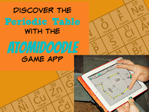 Discover the Periodic Table with the Atomidoodle Game App