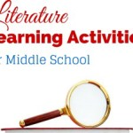 Literature Learning Activities for Middle School – Link up