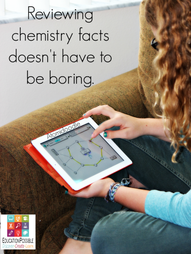 discover the periodic table with the atomidoodle game app education possible - Periodic Table Learning App