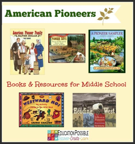 American Pioneers Resources for Middle School - Education Possible