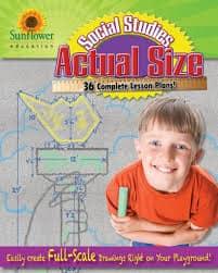 Social Studies Actual Size