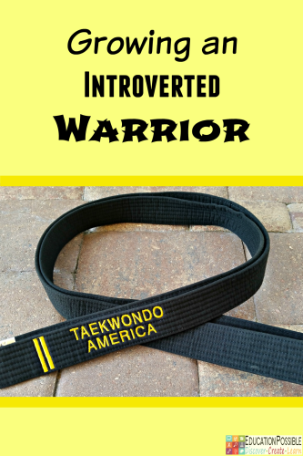 Growing an Introverted Warrior @Education Possible