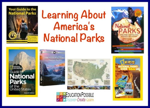 Learning about America's National Parks - Education Possible