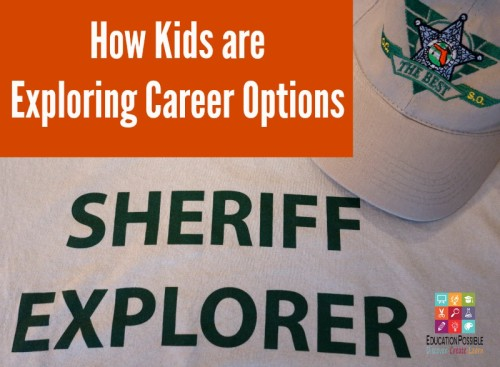 How Kids Are Exploring Career Options - Education Possible