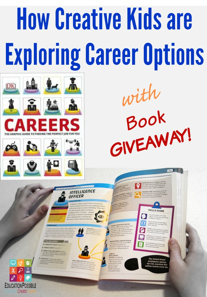 How Creative Kids Are Exploring Career Options - Education Possible